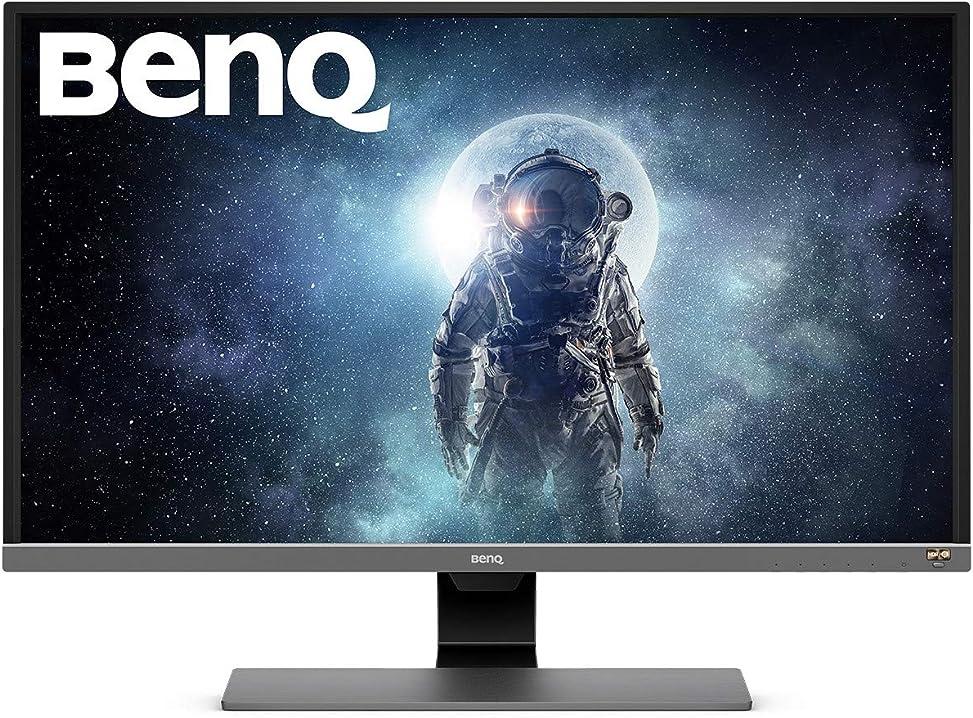 Monitor pc benq ew3270u per intrattenimento video, hdr (uhd), risoluzione 4k hdr