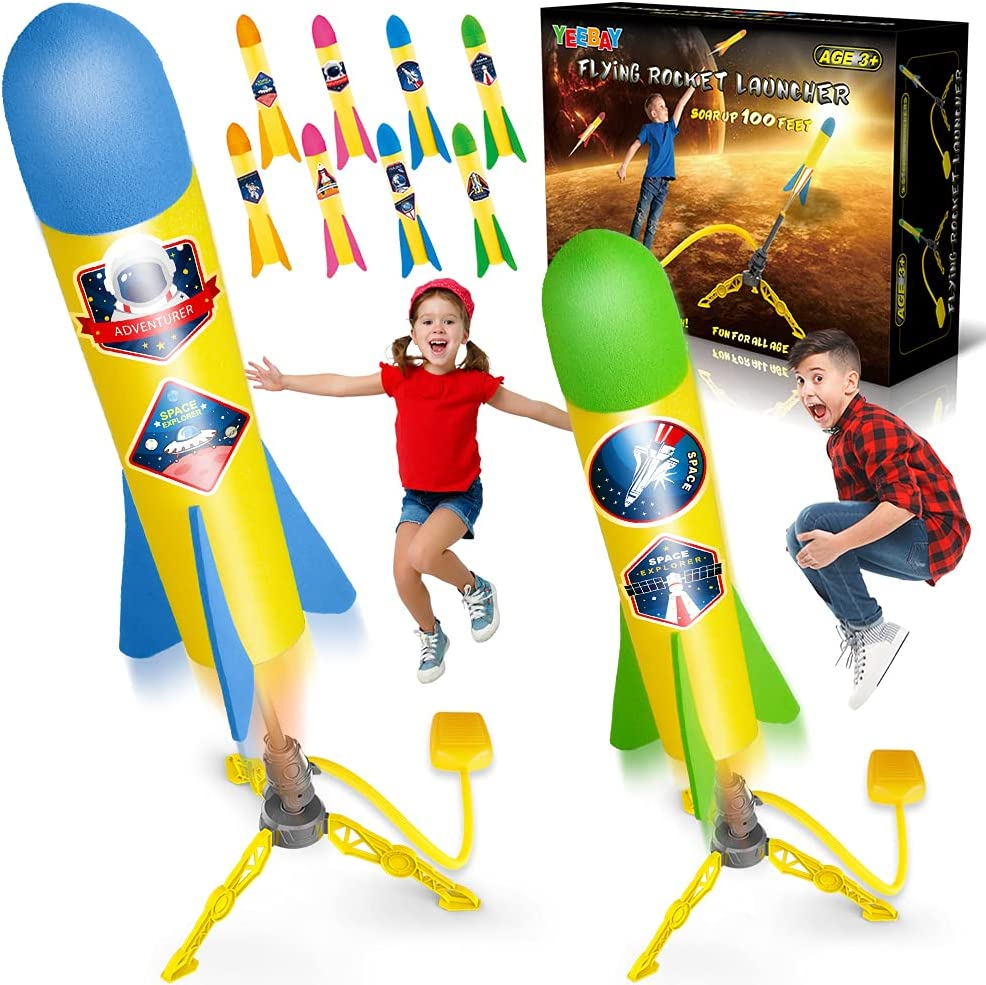 YEEBAY Rocket Air Launch Toy for Inexpensive Kids Age Y of 3 8+ 7 6 4 5 Louisville-Jefferson County Mall