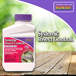 Bonide (BND941) - Outside Systemic Insect Control, Insecticide Concentrate (1 Pint)