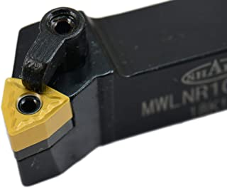 SHARS 3//4 LH MDJN Indexable Tri-Lock Turning Tool Holder DNMG 404-1541 P