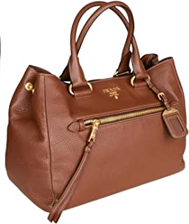 28c92b38d01a Amazon.com  handbags for women prada brown - Handbags   Wallets ...
