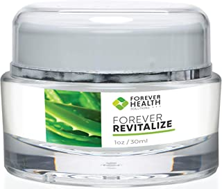 Forever Health Solutions Skincare - Forever Revitalize - Anti Aging Daily Moisturizer - Reduce Wrinkles