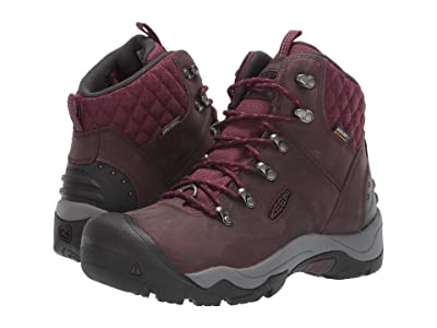 Keen Revel III (Peppercorn/Eggplant) Women