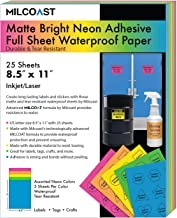 "Kodak Photo Paper for inkjet printers 25 sheets Gloss Finish 1912369 7 mil thickness 8.5/"" x 11/"""