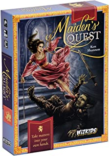 Wizkids Current Edition Maidens Quest Board Game