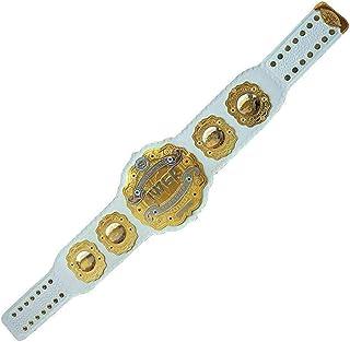 WWE Heavyweight IWGP Wrestling Championship Title Belt Replica Adult
