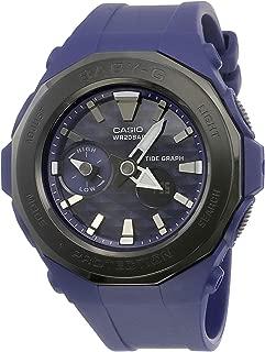 Casio Baby G Women BGA225G-2A Year-Round Analog-Digital Automatic Blue Watch