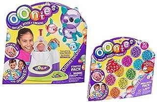 Oonies Starter Pack, Multicolor Bundle with Oonies Mega Refill Pack