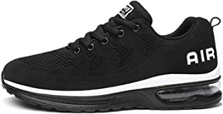 Mens Athletic Air Running Shoes Breathable Tennis Lightweight Jogging Gym Sneakers (US6.5-11.5 D(M)