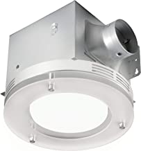 Amazon Com Modern Bathroom Vent Fan Lights