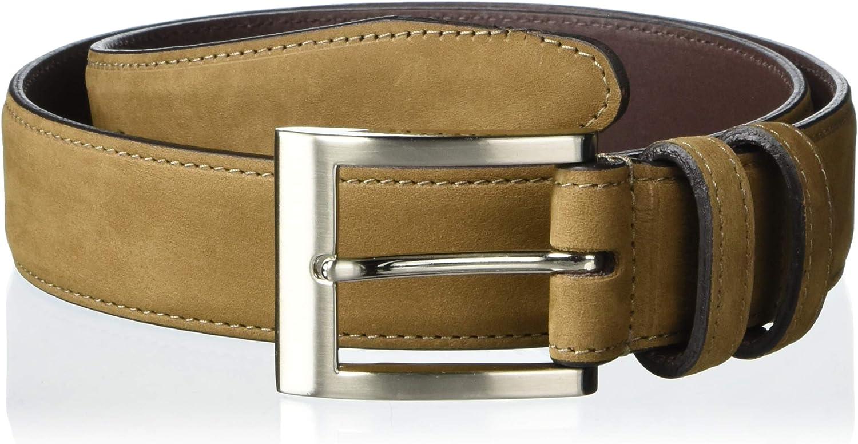 Allen Edmonds Men's Wide Basic Dress Belt