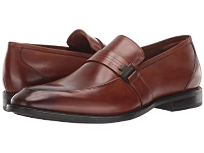 Kenneth Cole New York Ticketpod Slip-On B (Cognac) Men