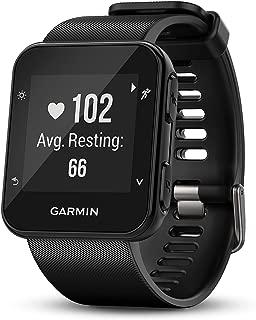 Garmin Forerunner 35 Watch, Black (Renewed)