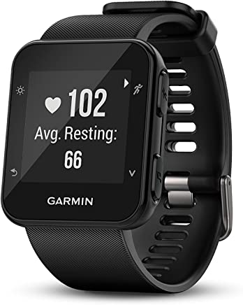 Garmin Forerunner 35 Watch, Black (Renewed)