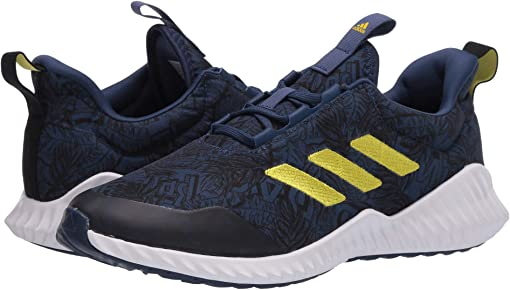 Tech Indigo/Shock Yellow/White