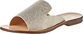 Dune London Sandals For Women, 38 EU, Gold