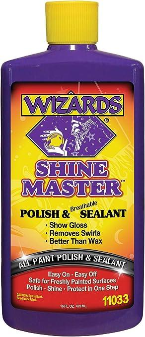 WIZARDS - Shine Master Polish and Breathable Sealant (16 oz.): image