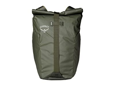 Osprey Transporter Roll Top Pack (Haybale Green) Backpack Bags