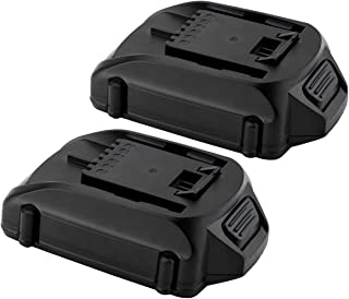 Shentec 2-Pack 18V 3000mAh Replacement Battery Compatible with Worx WA3512 Worx WA3512.1 Worx WA3511, Li-ion