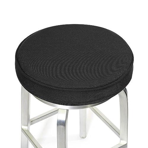 Baibu Bar Stool Cushionsmemory Foam Bar Stool Covers Round Cushion With Non Slip