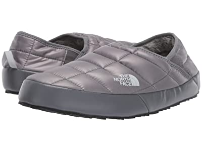 The North Face ThermoBalltm Traction Mule V (Zinc Grey/High-Rise Grey) Men