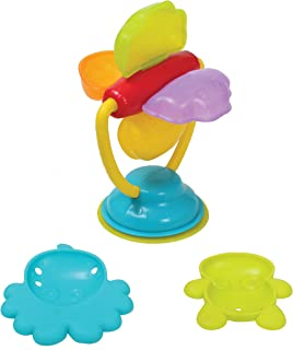Playgro Deluxe Spinning Bath Wheel Toy
