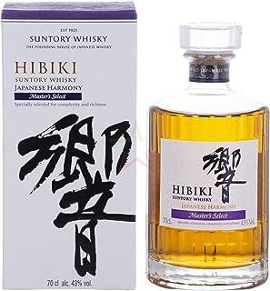 Suntory Hibiki Japanese Harmony Master's Select 43,00% 0,70 Liter