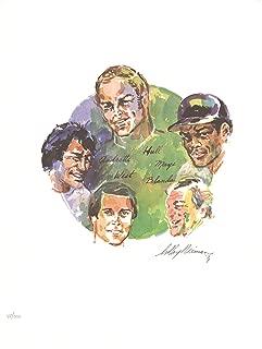 Leroy Neiman-Sports Legends-Poster