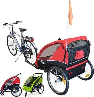 Papilioshop B-Fox Fox - Remolque de bicicleta, para el