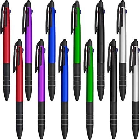 Writing Pen with Ink for Samsung SM-G973F ! 3 Pack-SILVER PRO Custom Stylus