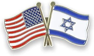 american israel lapel pins