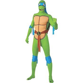 Rubies s Oficial Leonardo 2 nd Skin Teenage Las Tortugas Ninja ...