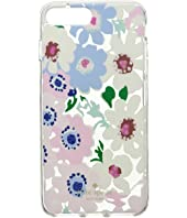 Kate Spade New York - Jeweled Daisy Garden Clear Phone Case for iPhone 8 Plus