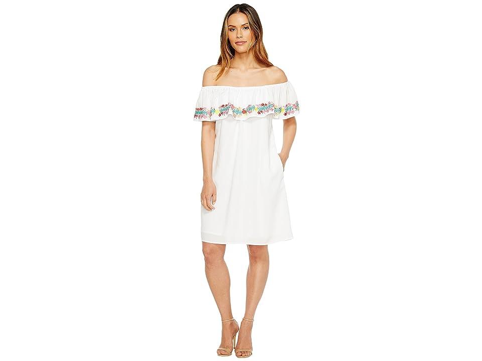 CATHERINE Catherine Malandrino Leonie Dress (Bright White) Women