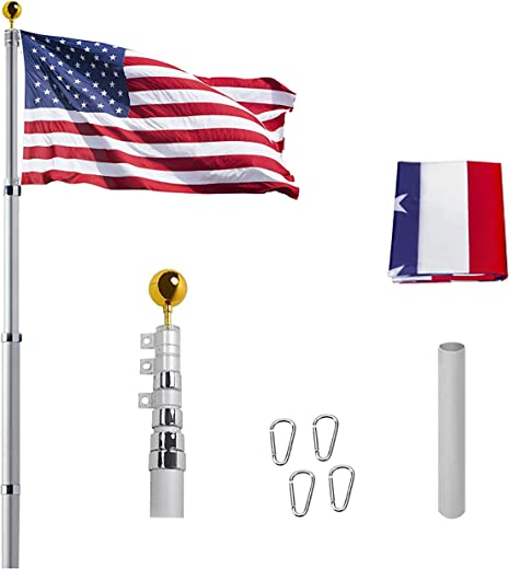 List of Top 10 Best Rv Flag Pole in 2021