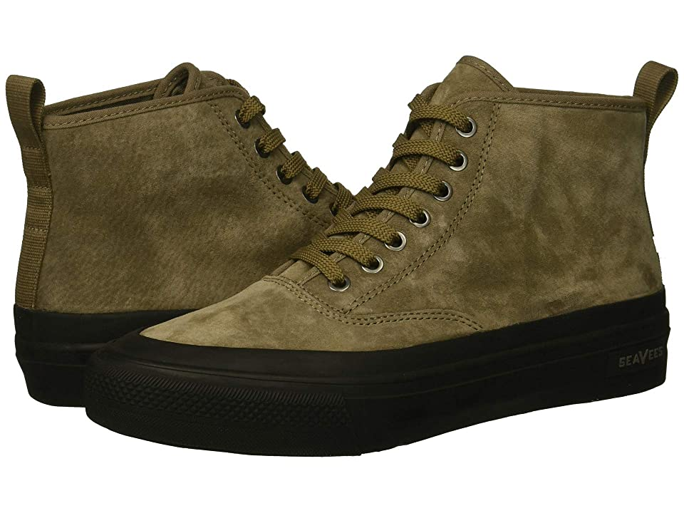 SeaVees Mariners Boot Pig Suede (Falcon) Men