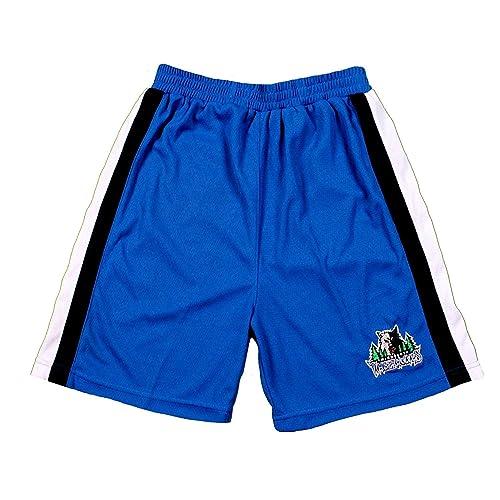 buy online 9d192 a294d Minnesota Timberwolves Shorts: Amazon.com
