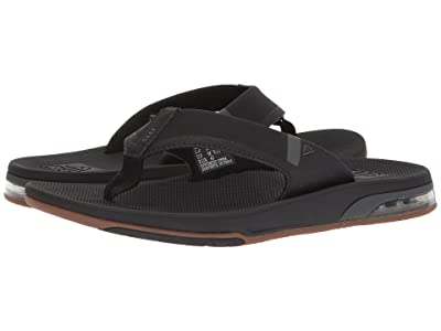 Reef Fanning Low (Black) Men