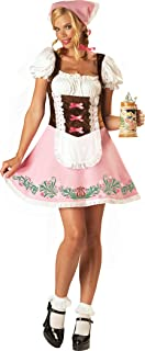 InCharacter Women's Fetching Fraulein Costume by Fun World