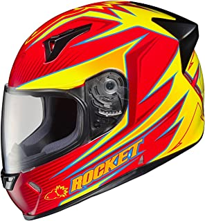 Joe Rocket R1000X Lithium MC-1 Full Face Motorcycle Helmet - 2X-Large