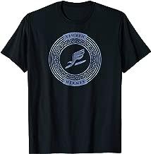 Greek God T Shirt Hermes Winged Sandal Messenger