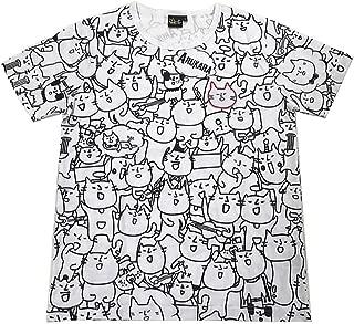 アルカラ ねこDEにゃんにゃんTシャツ2 ・乃木坂46齋藤飛鳥着用Tシャツの新デザインsize:L...