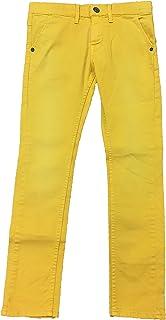 Pepe Jeans - Pantalón Largo New Barden, niño, Color: Mostaza