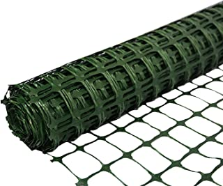 comprar comparacion SORARA Plastic Fence - Verde - 1,2m x 30m - Duradero