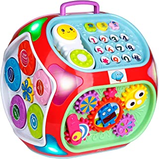 Baby Learning Toy, Learning Toys For Toddlers 1-3, 7 in 1...
