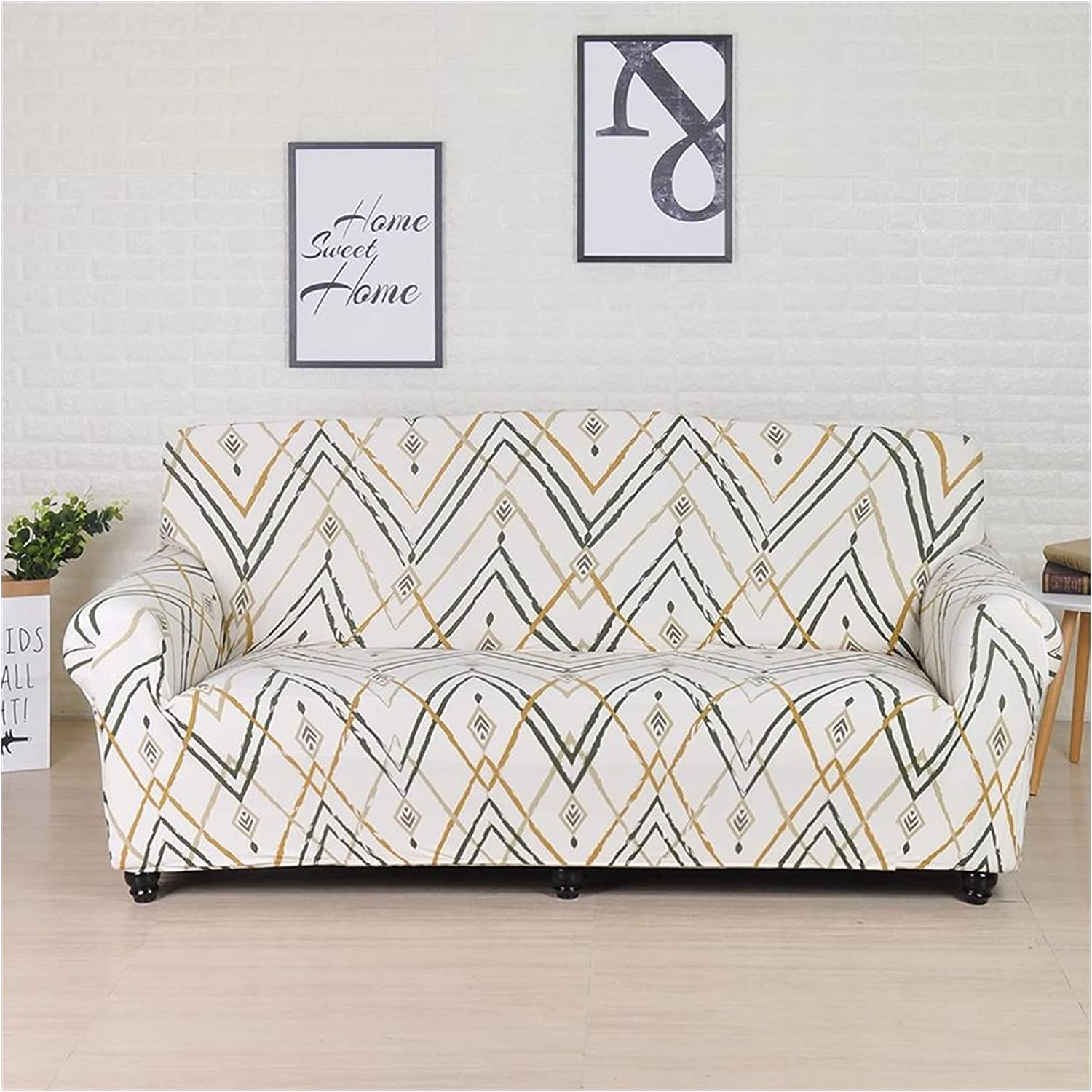 Stretch Houston Mall Sofa Slipcover Washable 4 years warranty Fit Spandex Sectional Cover