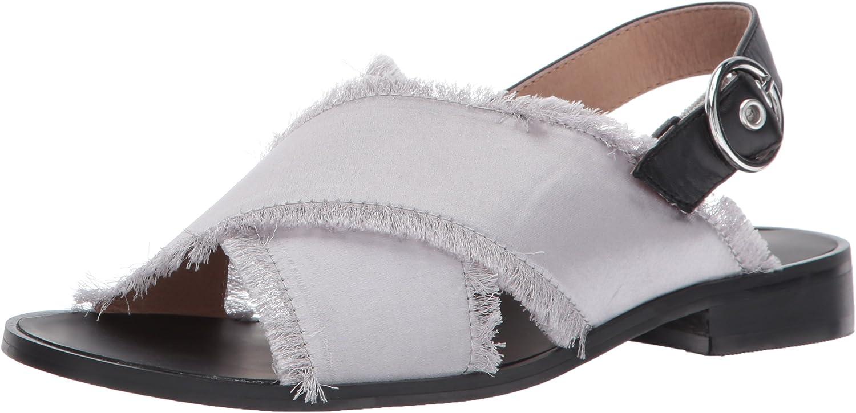 Shellys London Womens Endy Flat Sandal