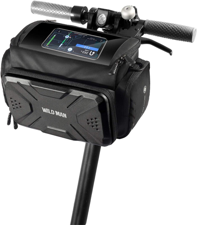 70% OFF Outlet ALER Bike Handlebar Bag Front Storage Phone Pou All items free shipping Cooler