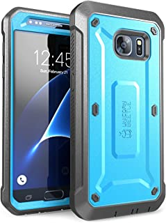 SUPCASE Unicorn Beetle Pro Series Case Designed for Galaxy S7, with Built-In Screen..