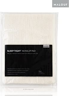 MALOUF SLEEP TIGHT King Size Non-Slip Mattress Grip Pad - Rug Pad